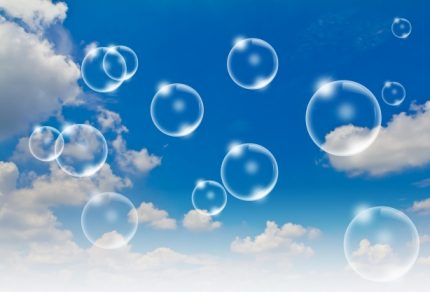 bubbles-with-sky-background_1232-311