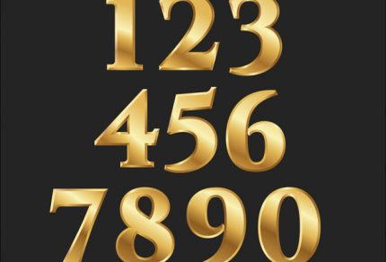 golden-gradient-number-collection_23-2147805157